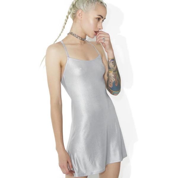 Current Mood Helios Slip Dress