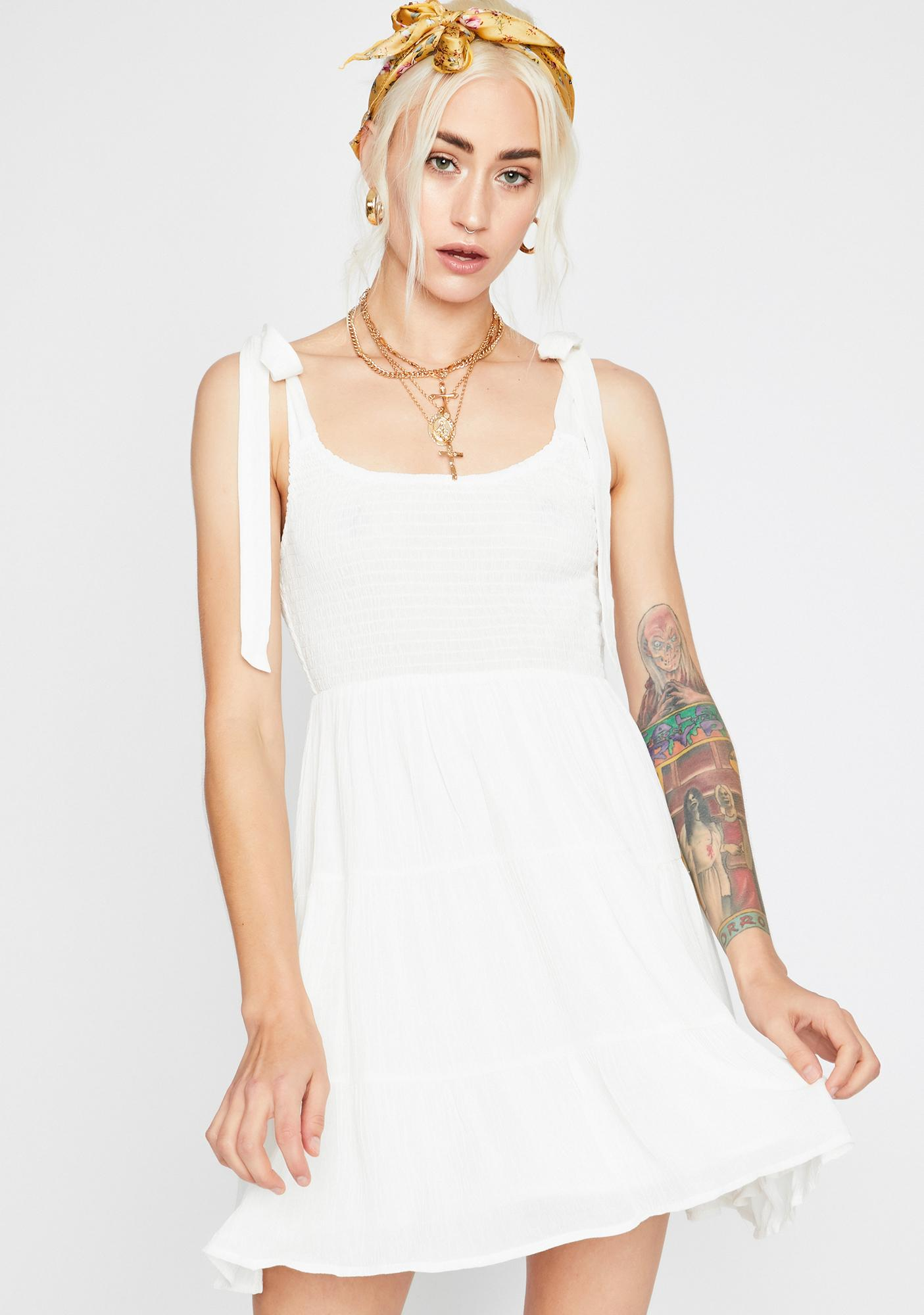 Innocent Glam Mini Dress