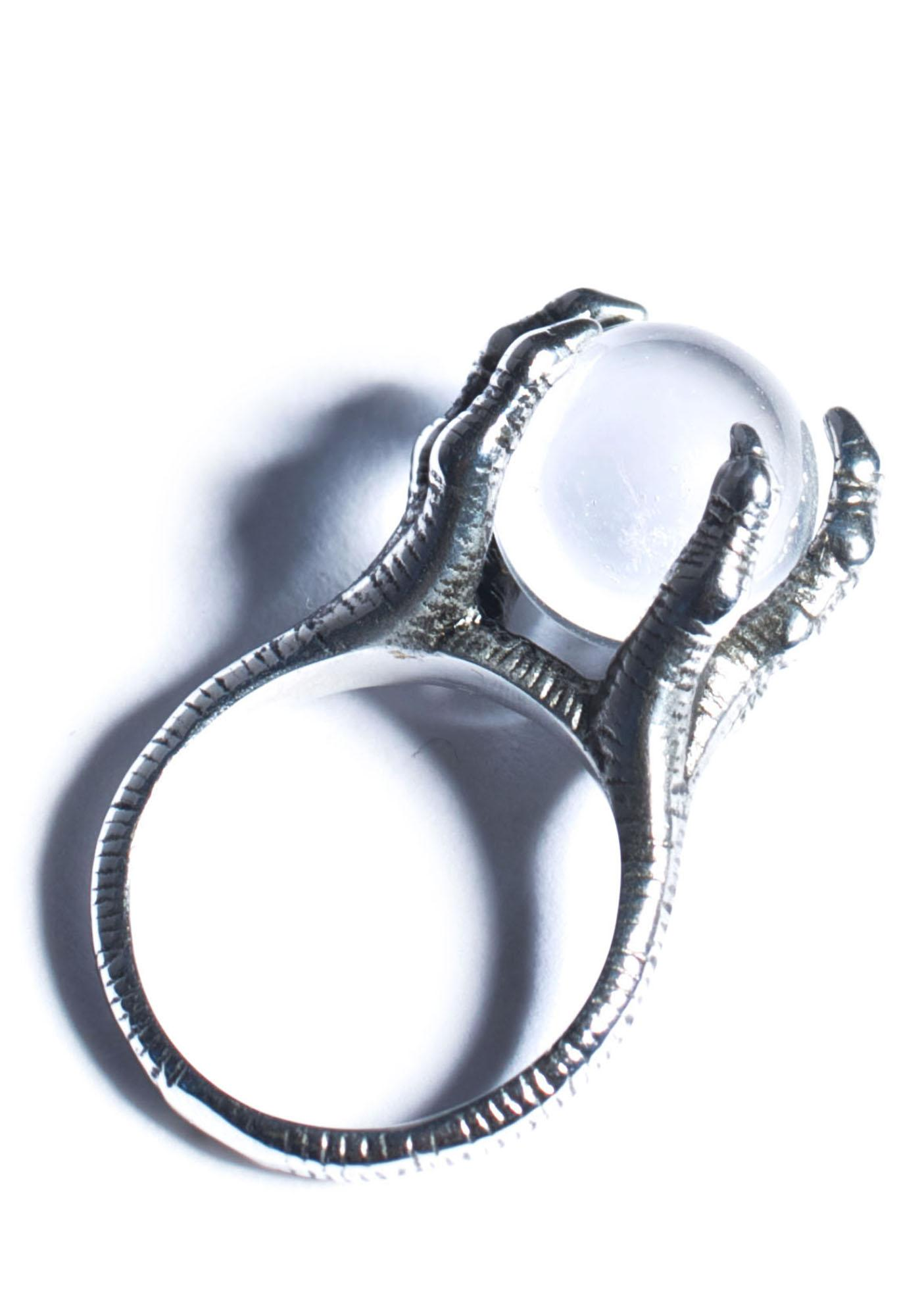 Killstar Dragon Claw Ring