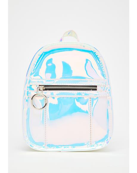 Liquid Moonlight Mini Backpack