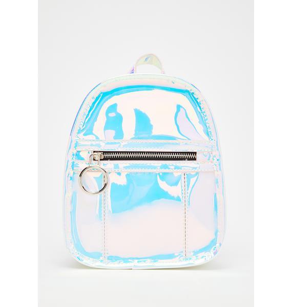 HOROSCOPEZ Liquid Moonlight Mini Backpack
