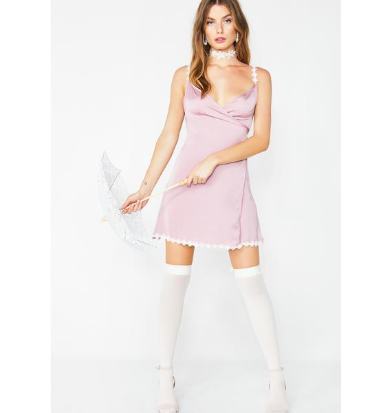 Sugar Thrillz Sweet Fantasy Wrap Dress