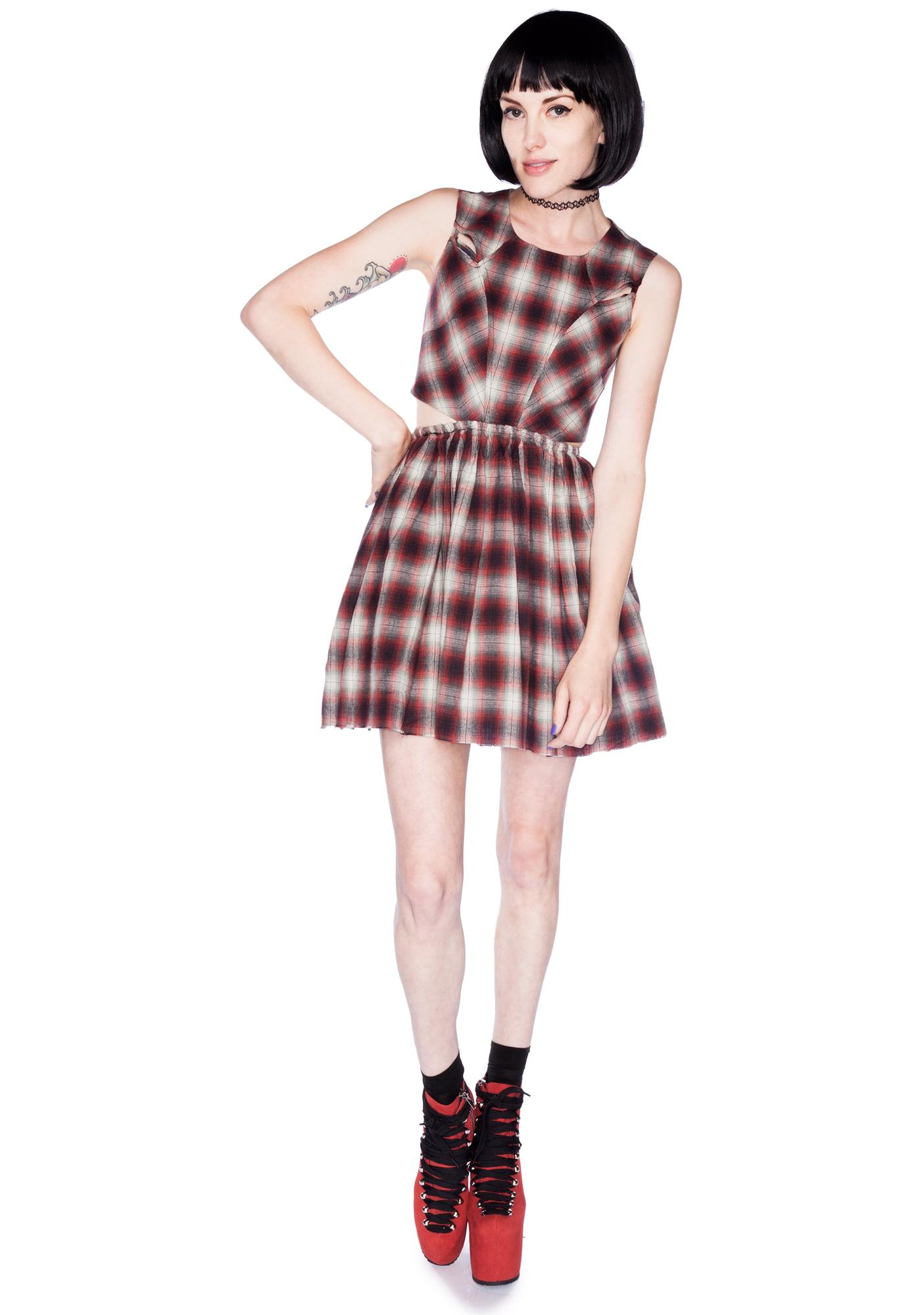 UNIF Kickflip Dress