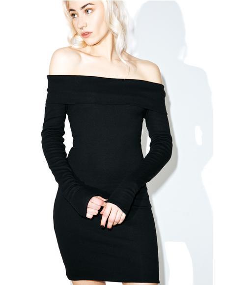 Foxy Lady Bodycon Dress