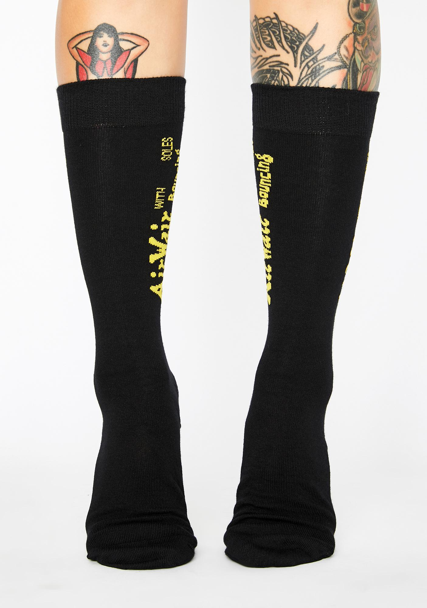 Dr. Martens DNA Heel Loop Socks