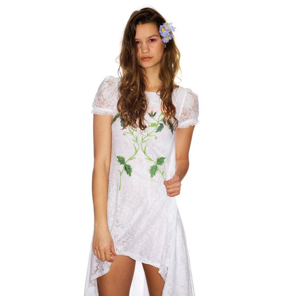 Wildfox Couture The West Was Won Hankshaw Dress