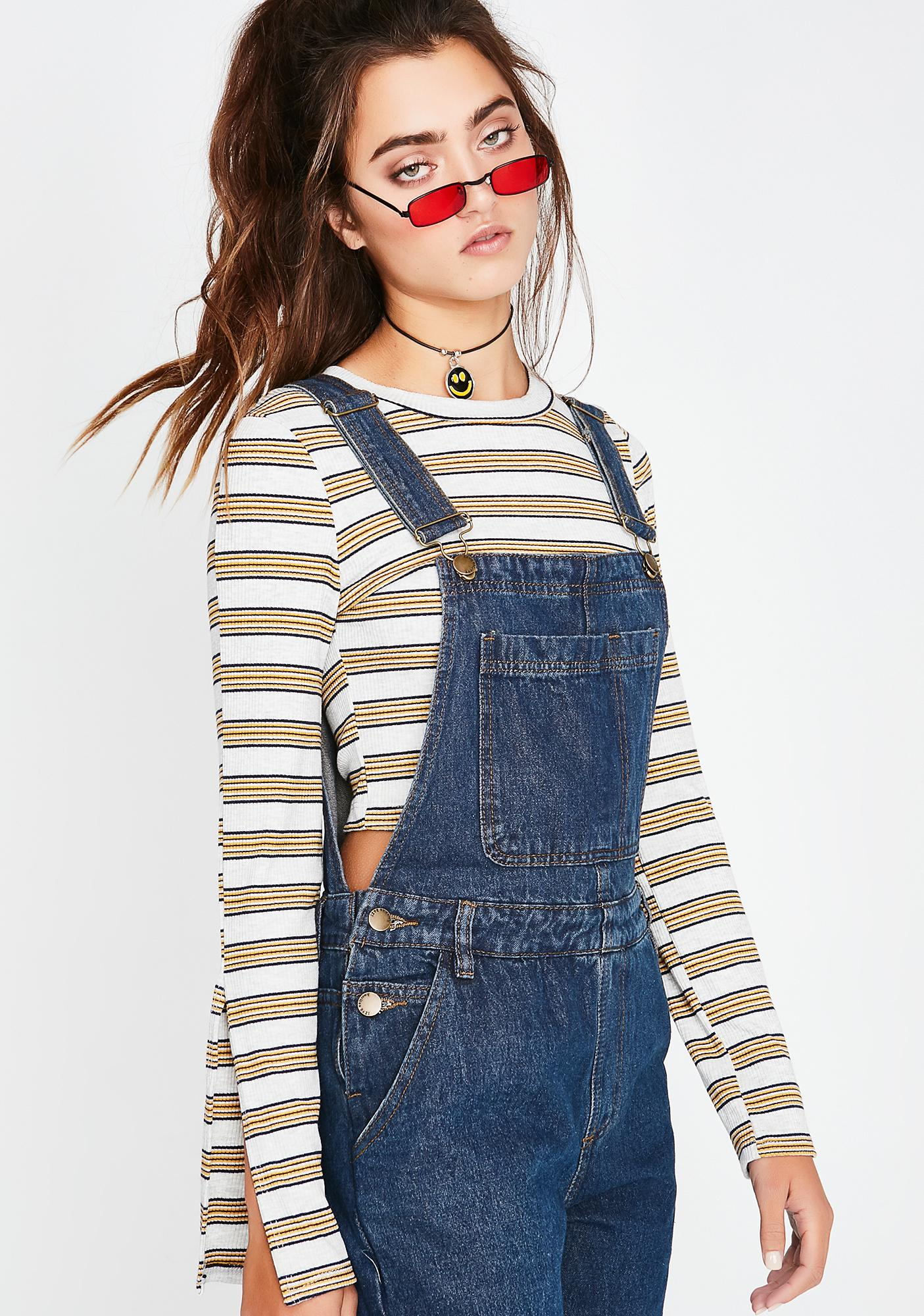 Keep It Real Overalls