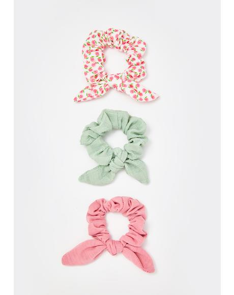 Babes R Us Scrunchie Set
