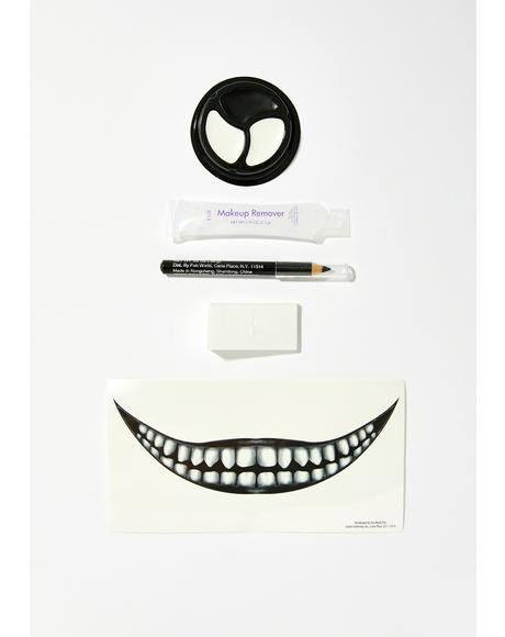 Gothic Fangs Makeup Kit