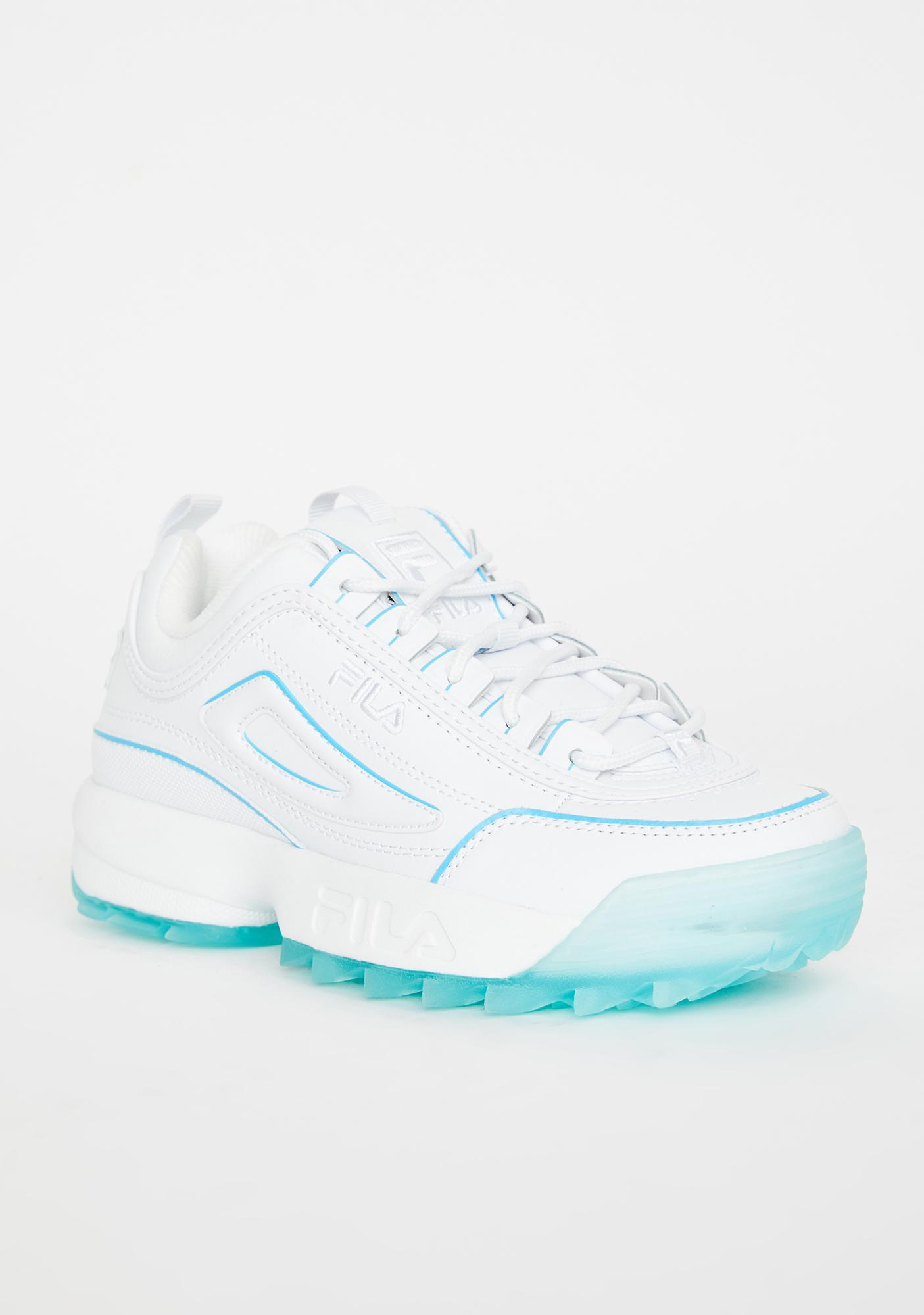 Fila Disruptor 2 Ice Sneakers