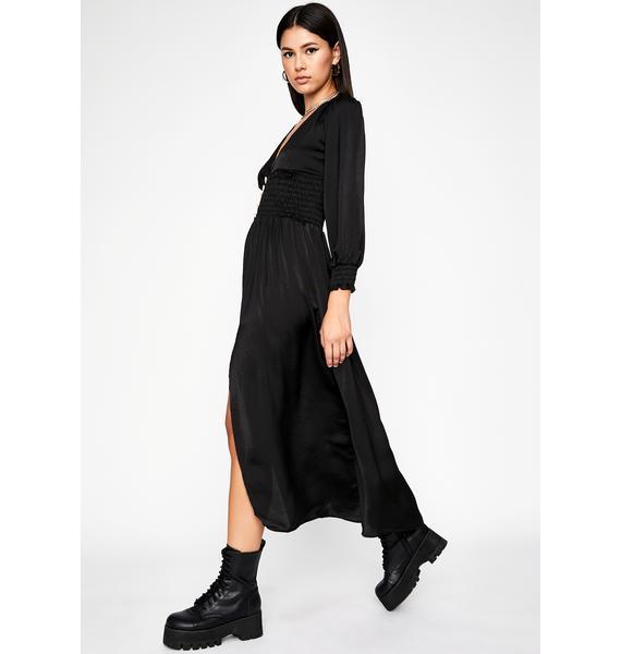 Sexy N' Solo Maxi Dress