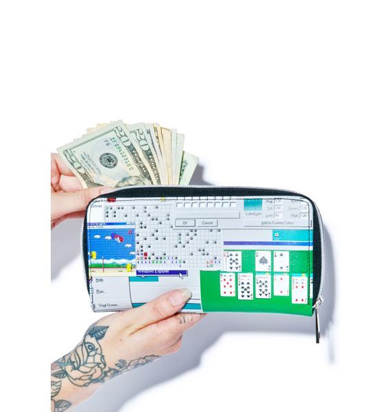 O Mighty Windowz 95 Wallet