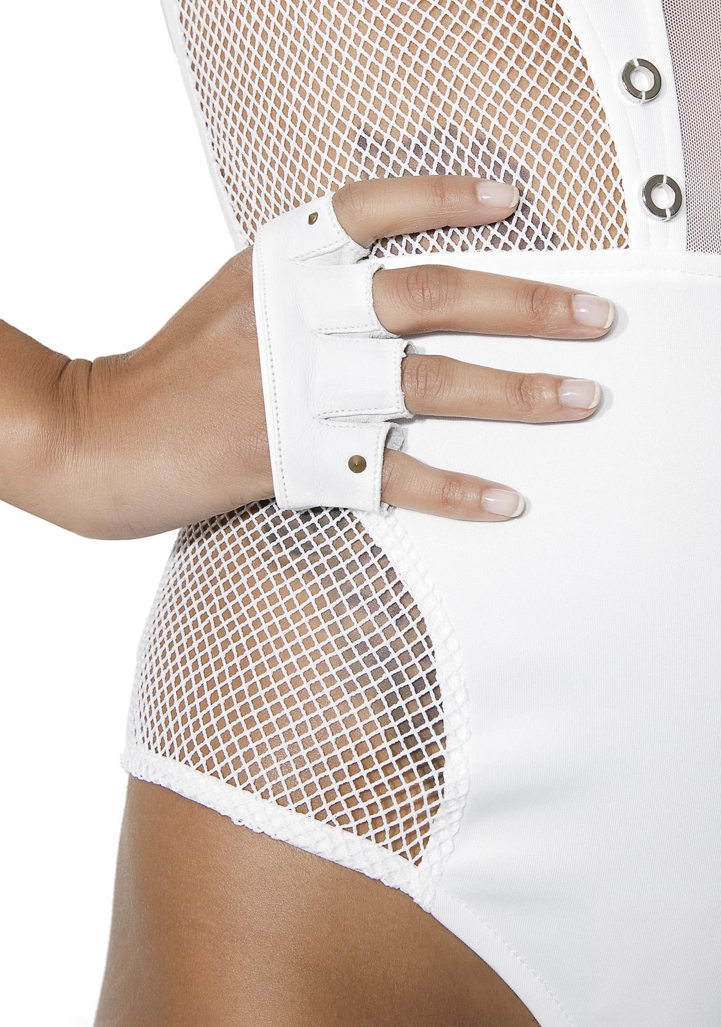 Five and Diamond Ice Steam Trunk Knuckle Glove
