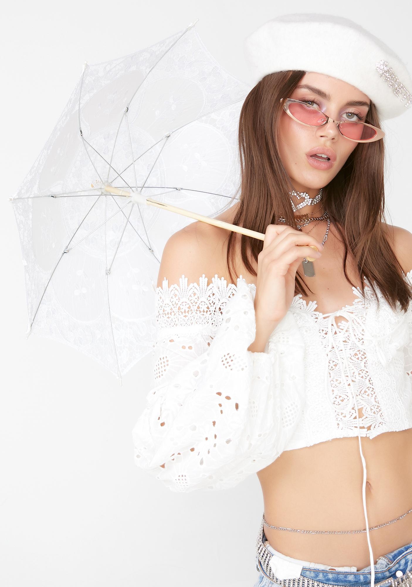 Lolita Livin' Lavish Parisol