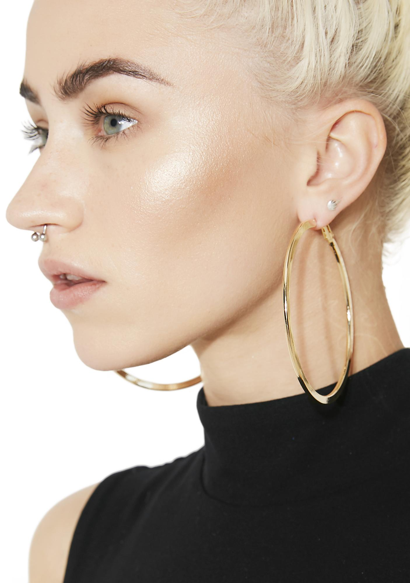 on gold happy model geoart as products hoop kavantandsharart large earrings face olivia round seen culpo