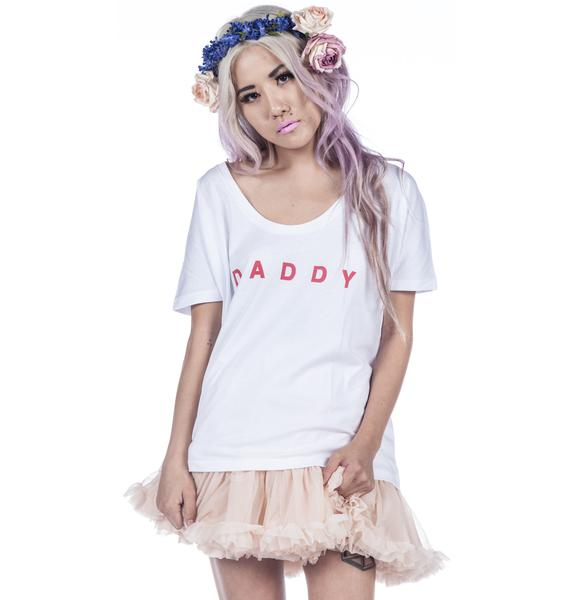 Filles A Papa Daddy Tee