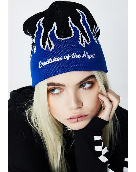 Creatures Of The Night Beanie