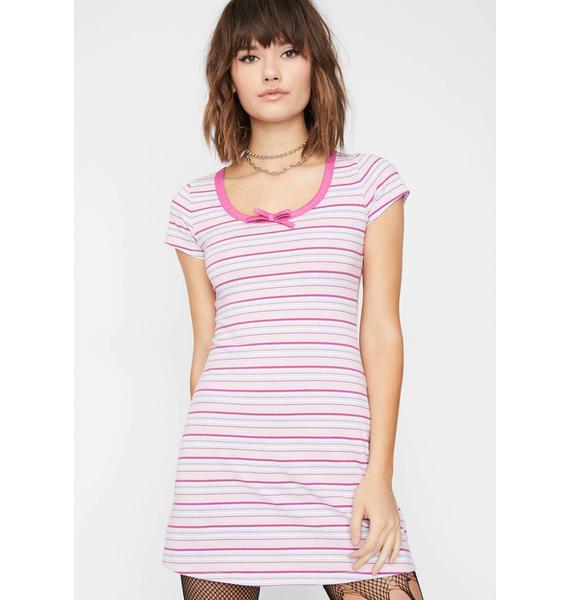 Current Mood Pixxie Punk Mini Dress