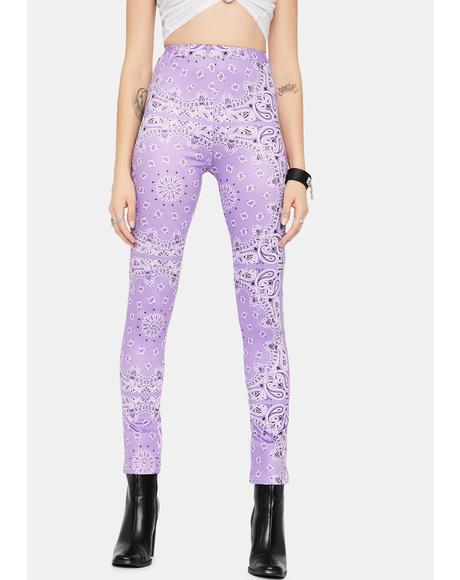 Paisley Rodeo Leggings