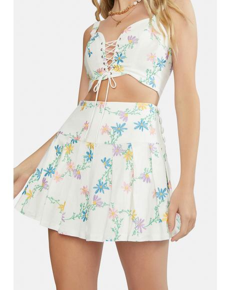 Majorie Mini Skirt
