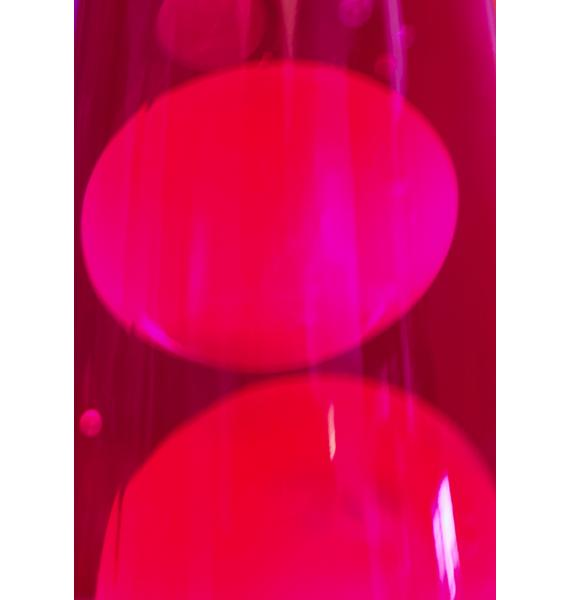 "LAVA Pink And Purple 14.5"" Lava Lamp"