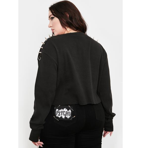 Current Mood Wild Stage Dive Long Sleeve Top