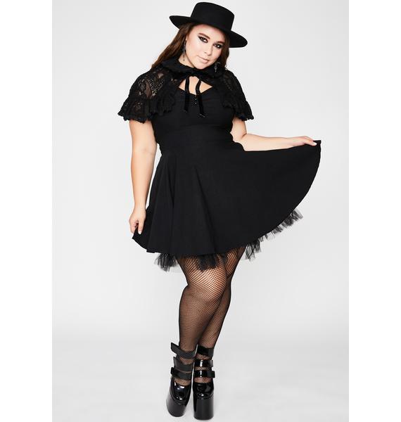 Killstar Plus Ambrose Party Dress