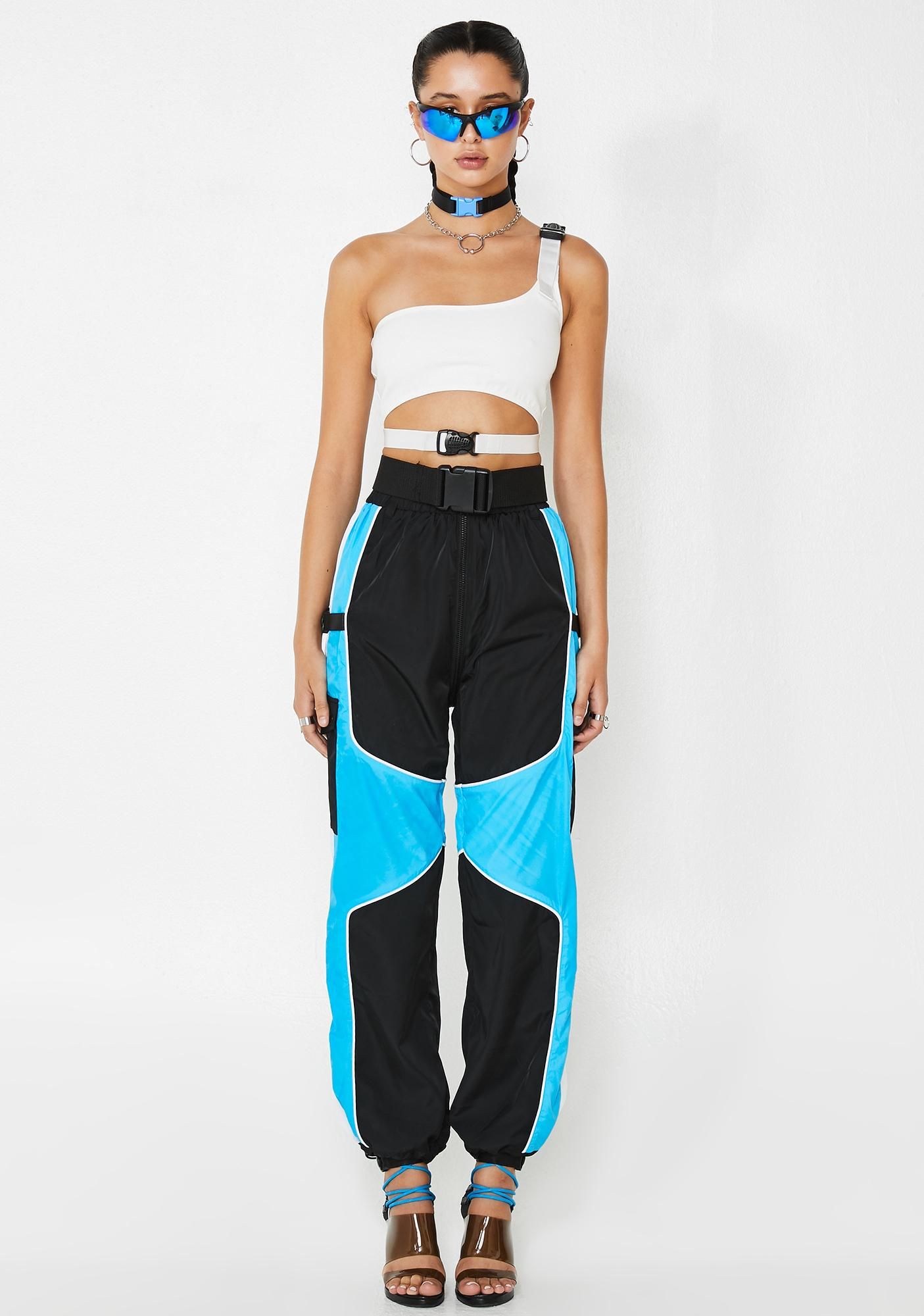 Poster Grl Major Facts Cargo Pants