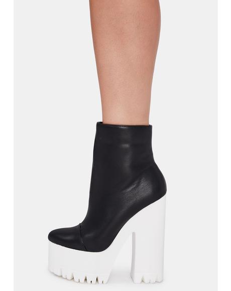 Odiana Platform Boots