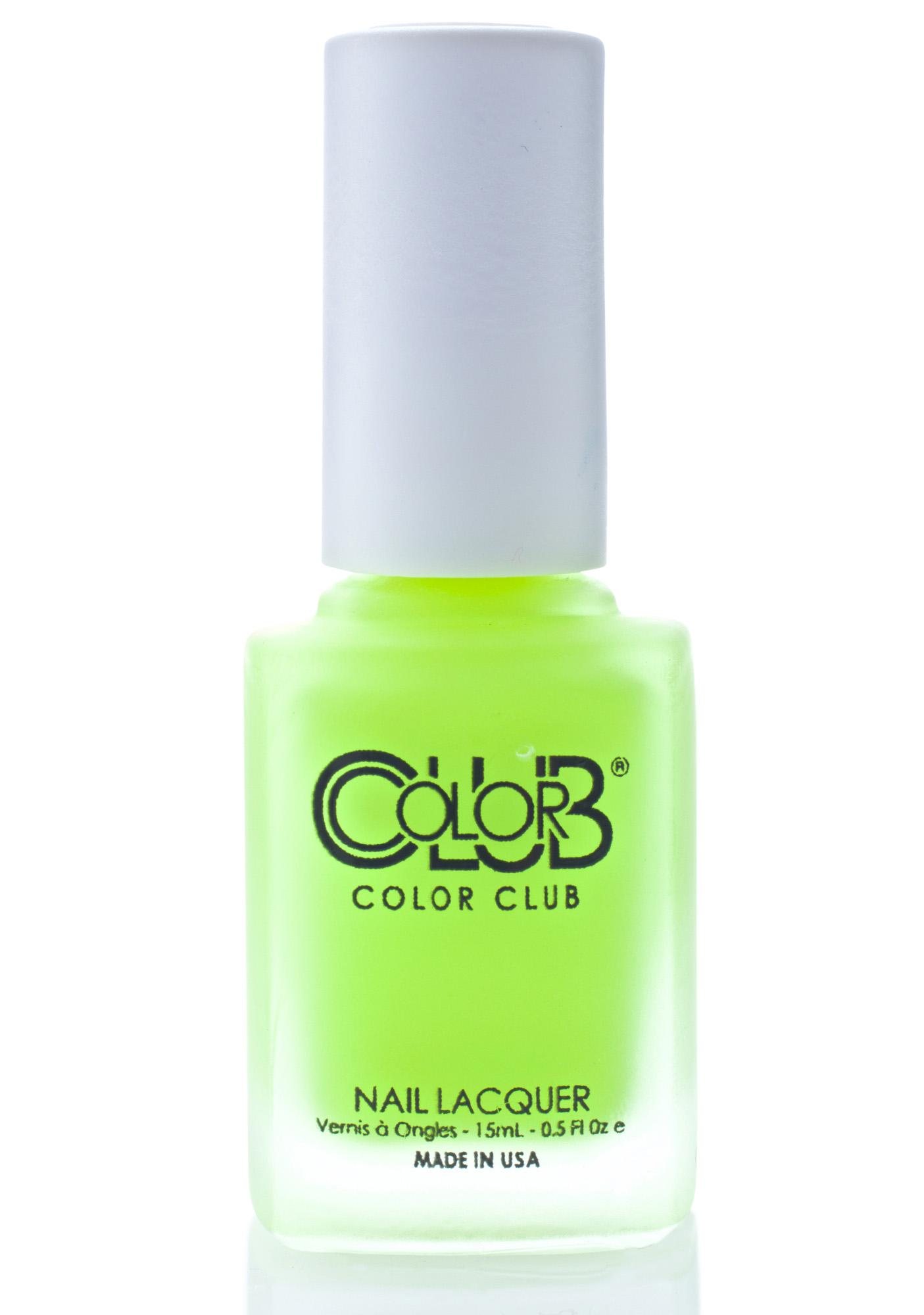 Color Club Cliff Notes Nail Polish