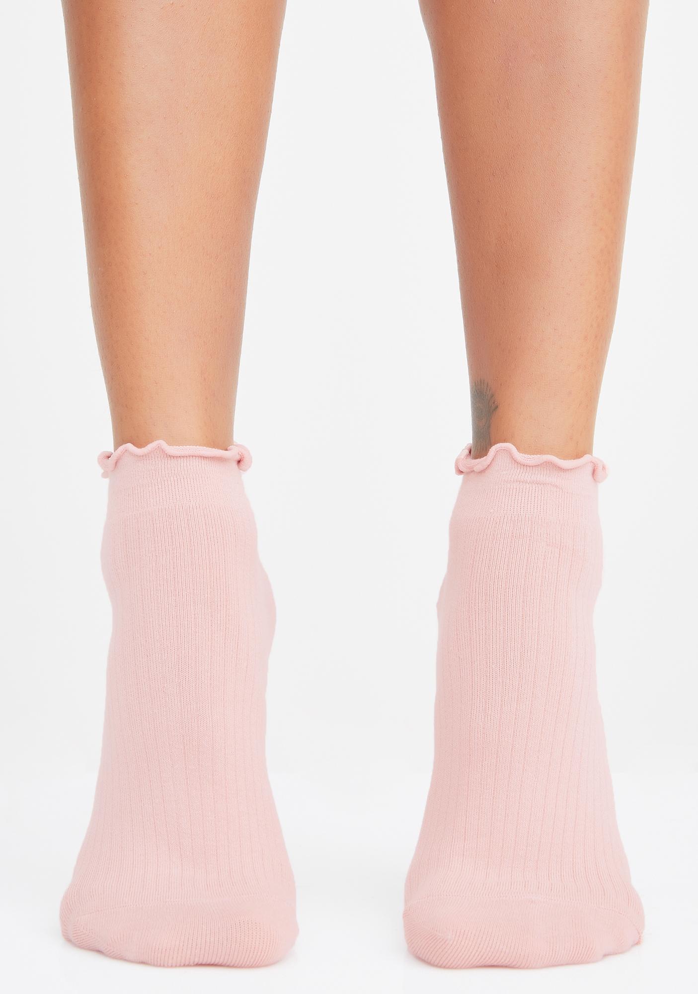 Sweet Heart Times Ankle Socks
