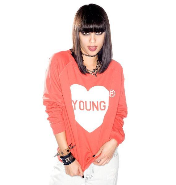 Zoe Karssen Young Love Sweater
