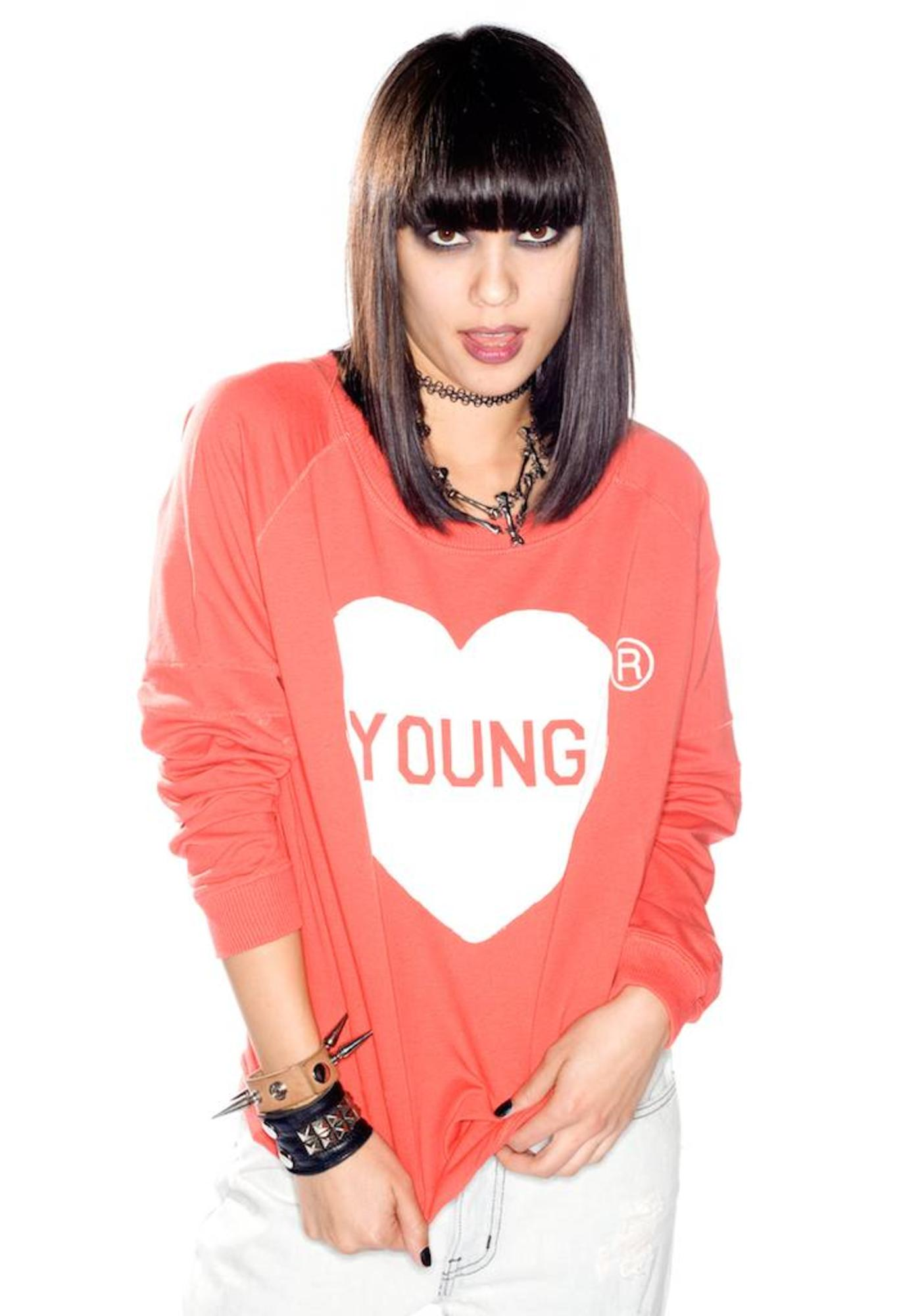 Zoe Karssen Young Love Sweater