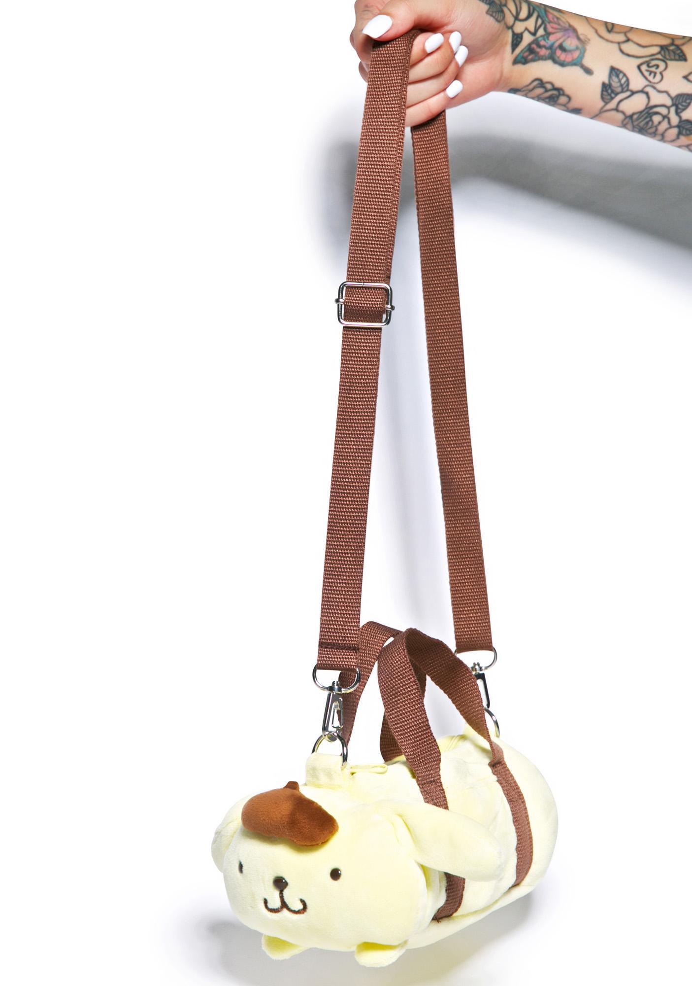 Sanrio Purin Brown Beret Bag