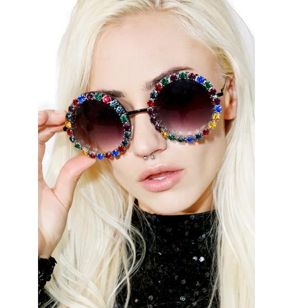Rad and Refined Gemstarr Sunglasses