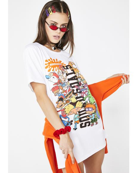 Adventure Squad Graphic Tee