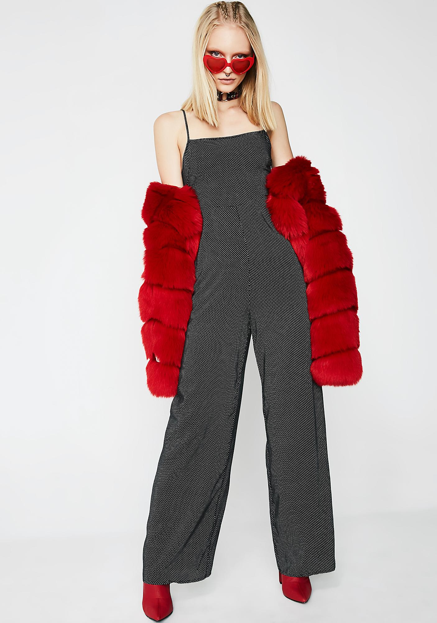 Walk This Way Jumpsuit