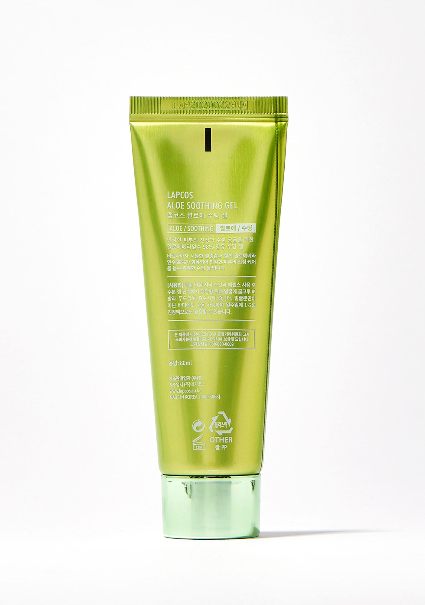LAPCOS Aloe Soothing Gel