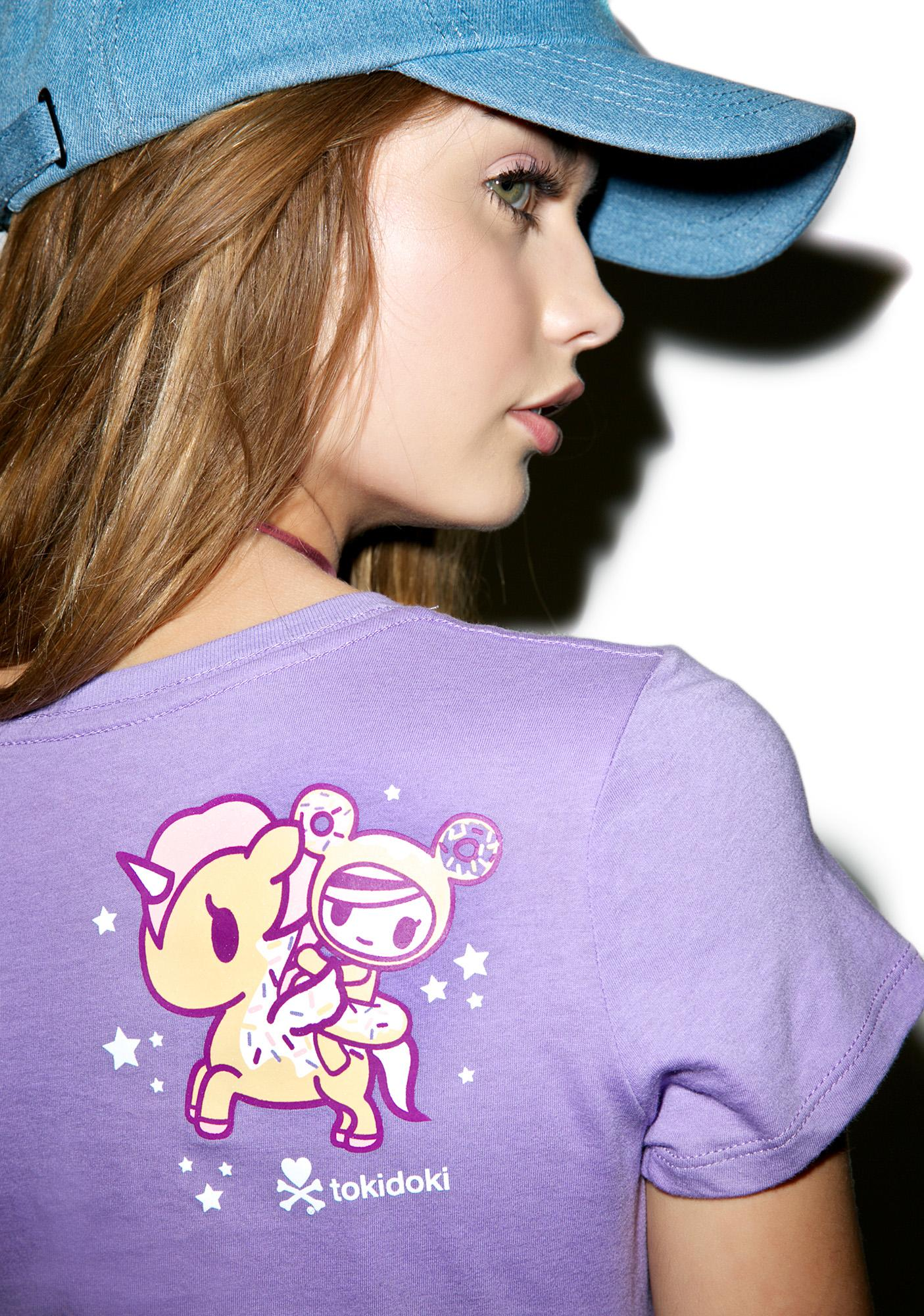 Tokidoki Always Twirling Tee