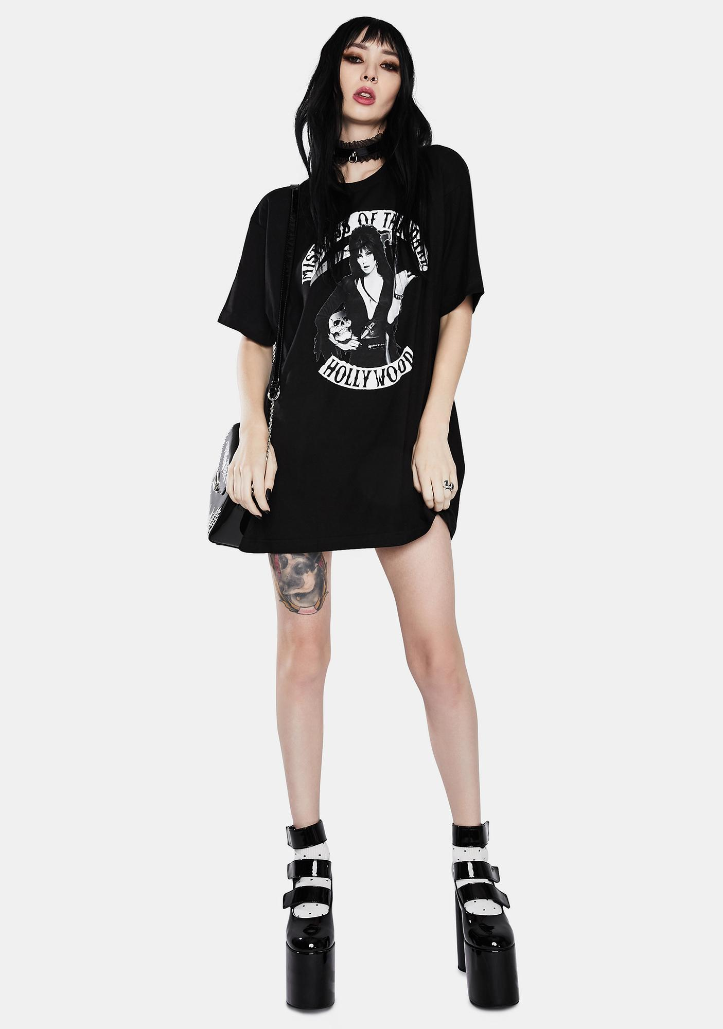 Kreepsville 666 Elvira Rockers Graphic Tee