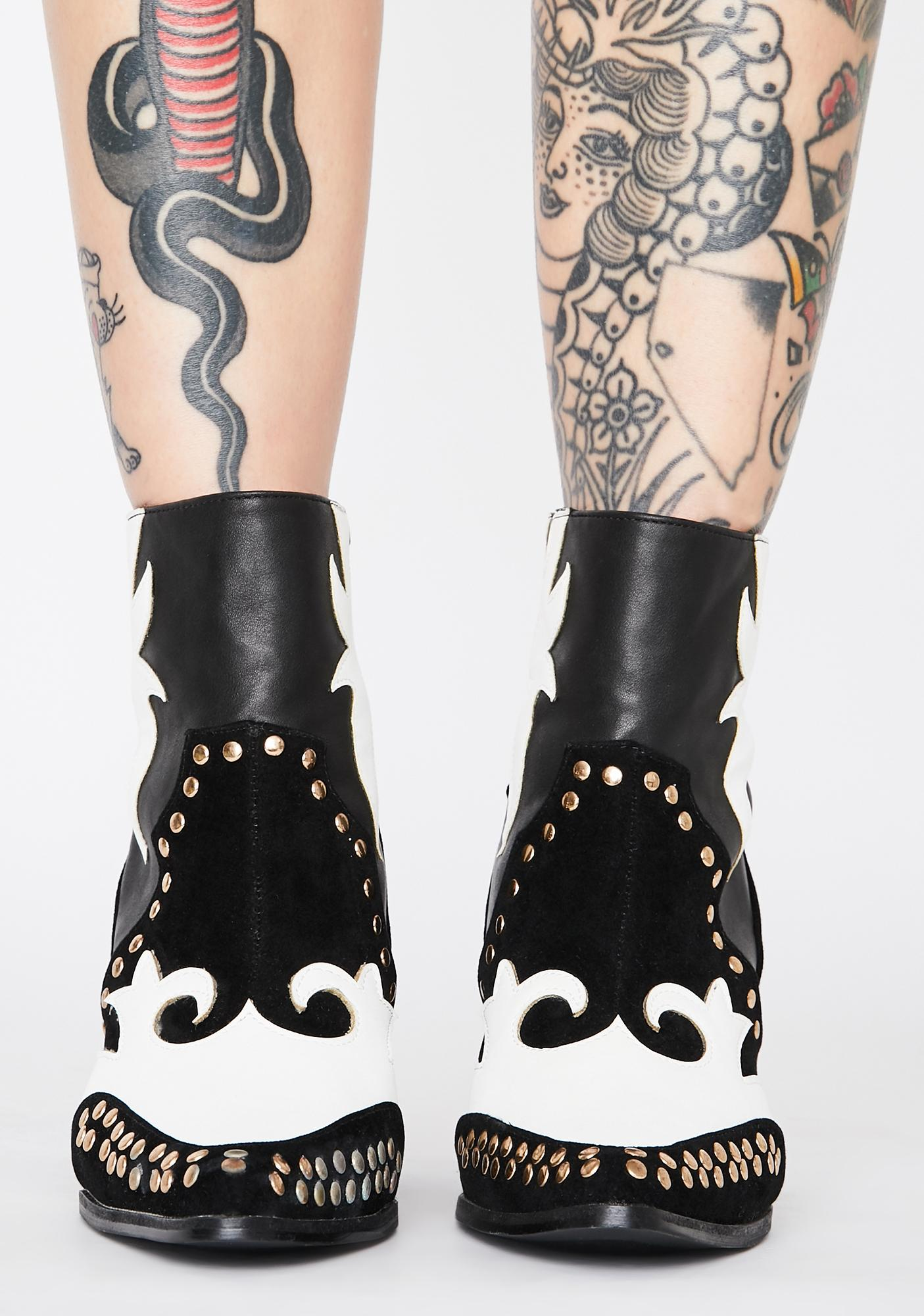 Silver City Cowboy Boots