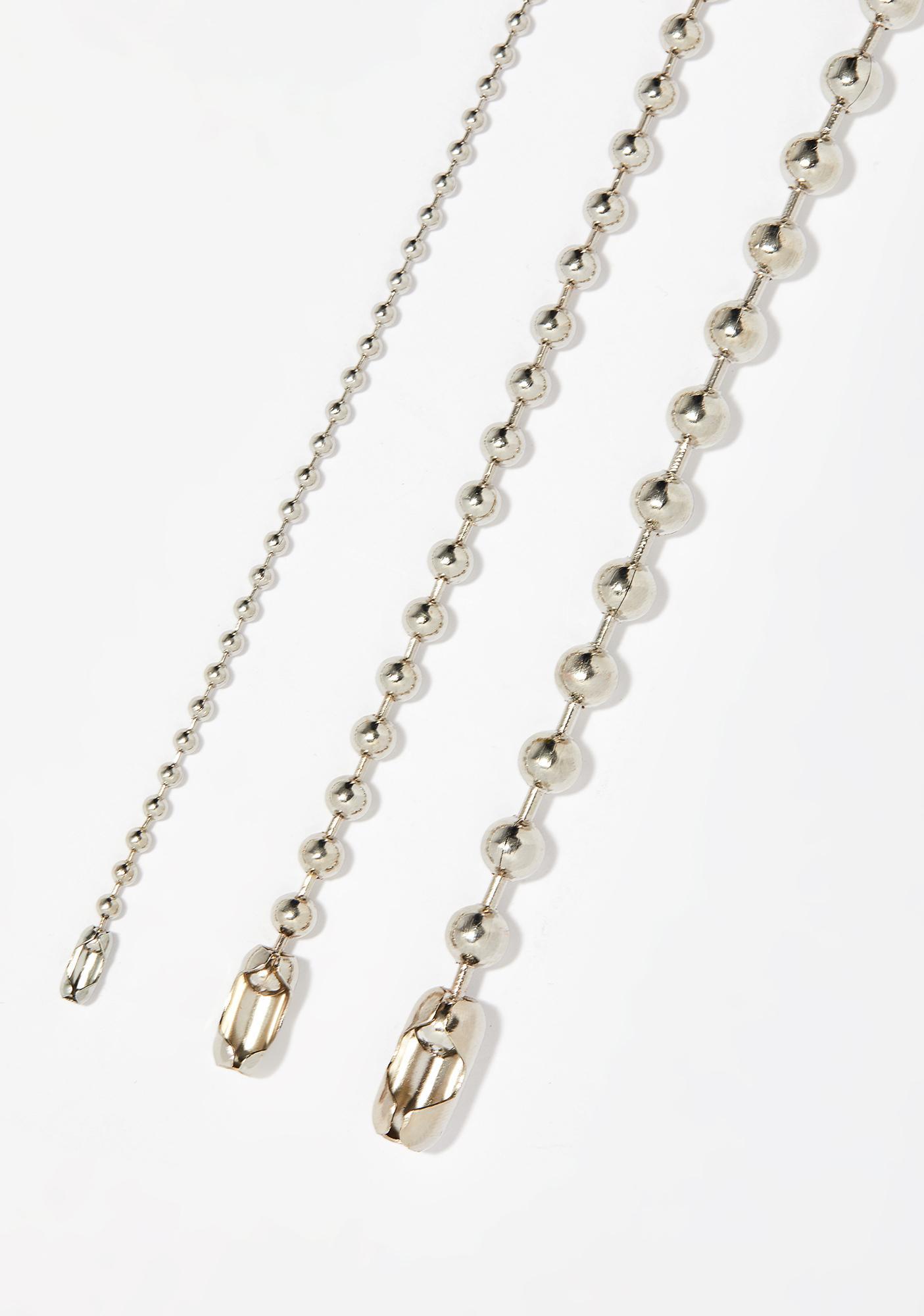 Big Baller Necklace Set