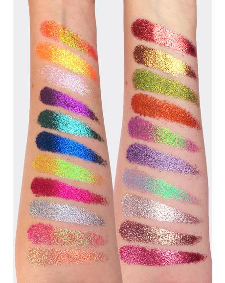United Shades Of Glitter Eyeshadow Palette