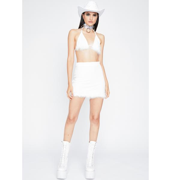 Icy Homewreckin' Hottie Skirt Set