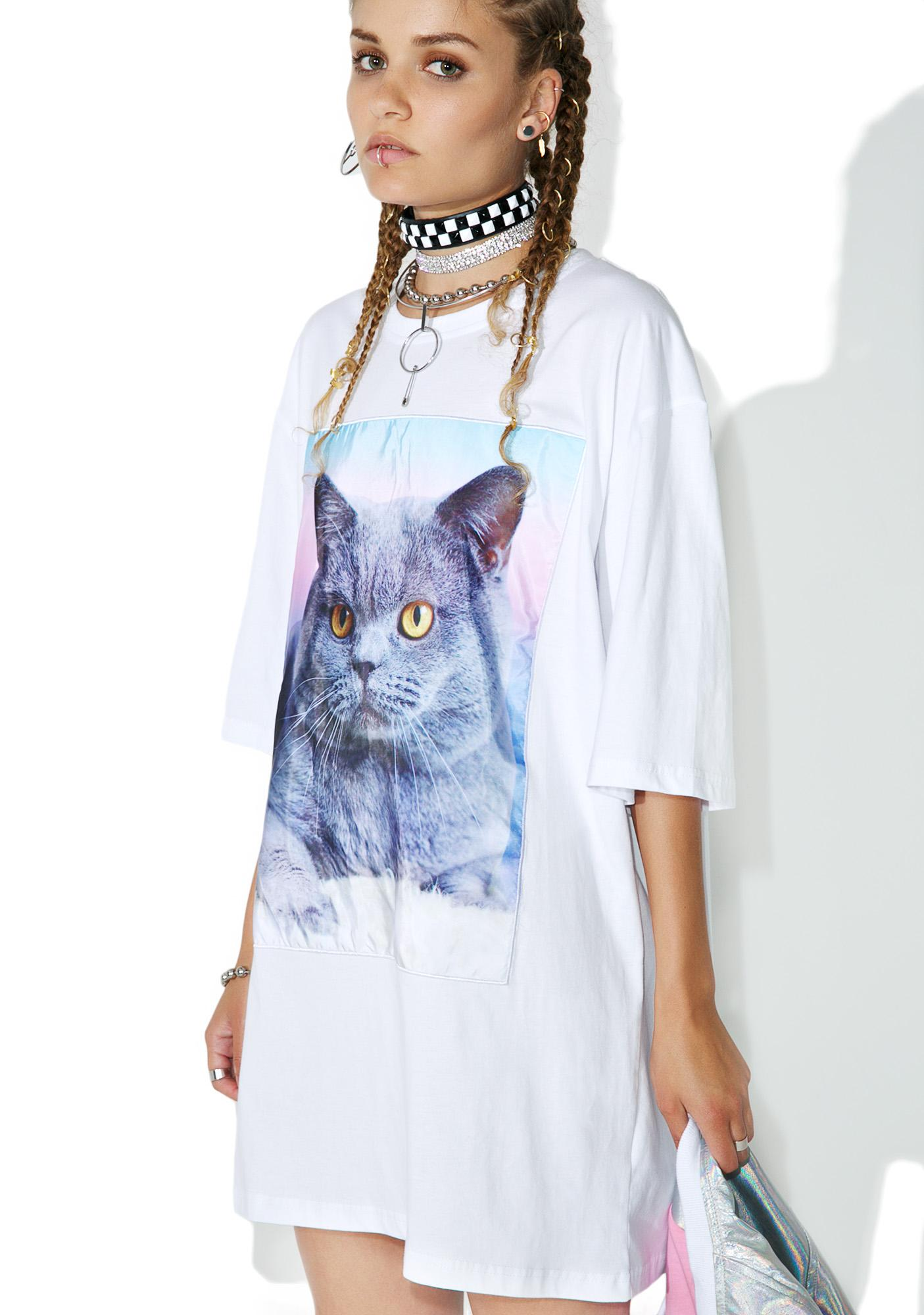Cool Shit Cat Tee