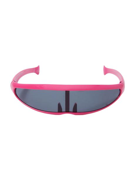 Taffy Warp Speed Wrap Sunglasses