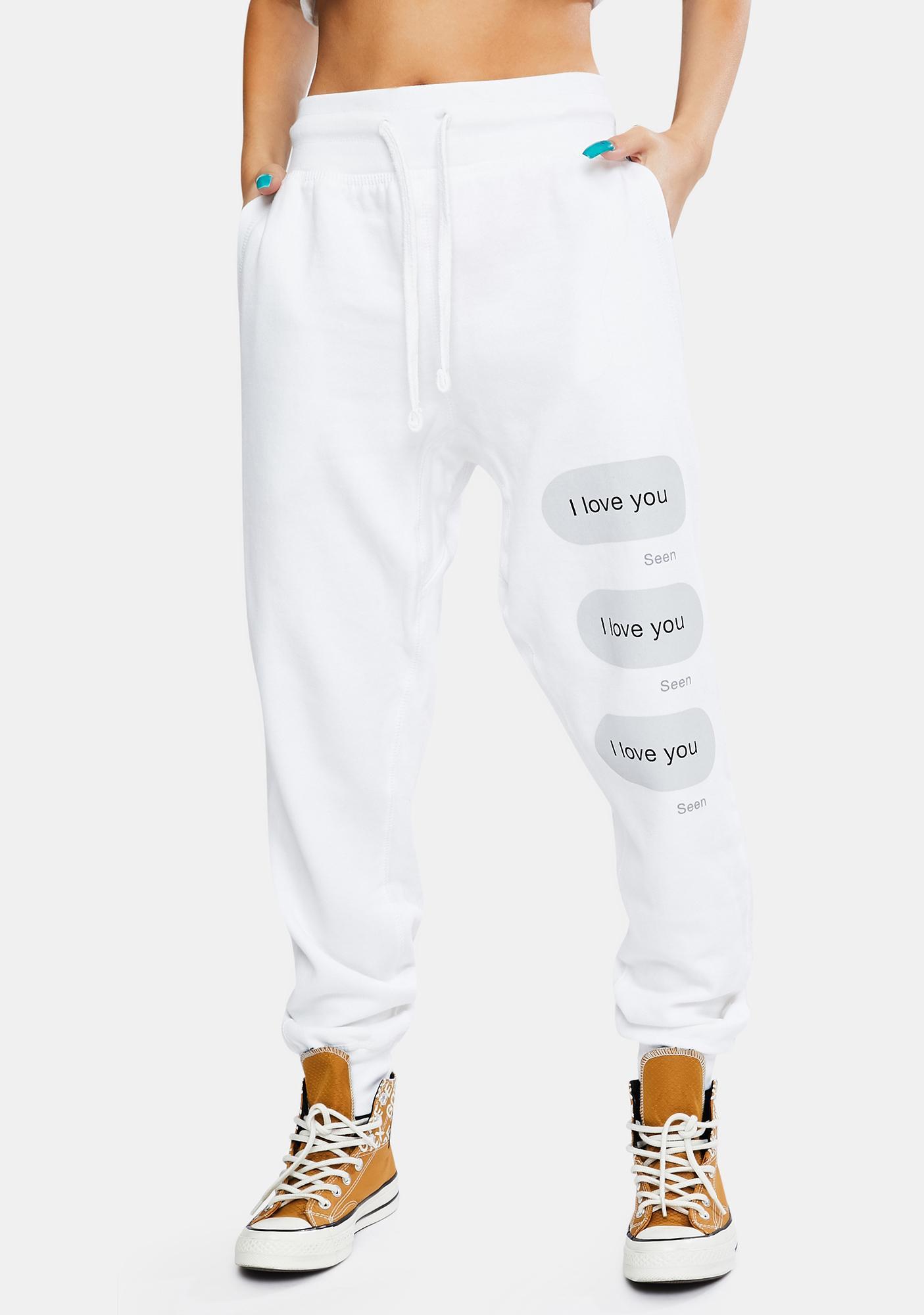 Dreamboy Seen Sweatpants