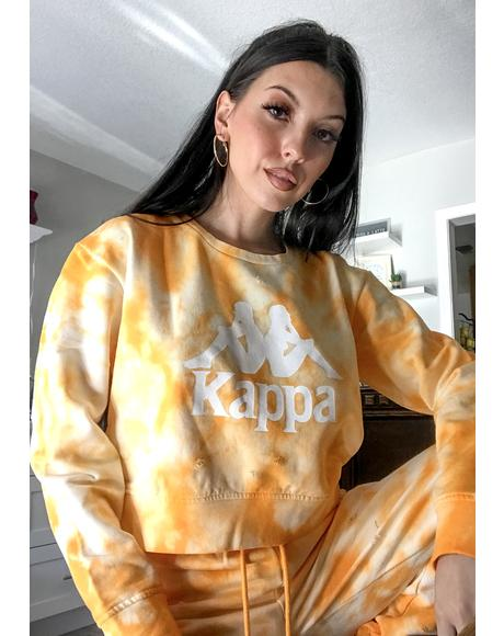 Cavosa Tie Dye Sweatshirt