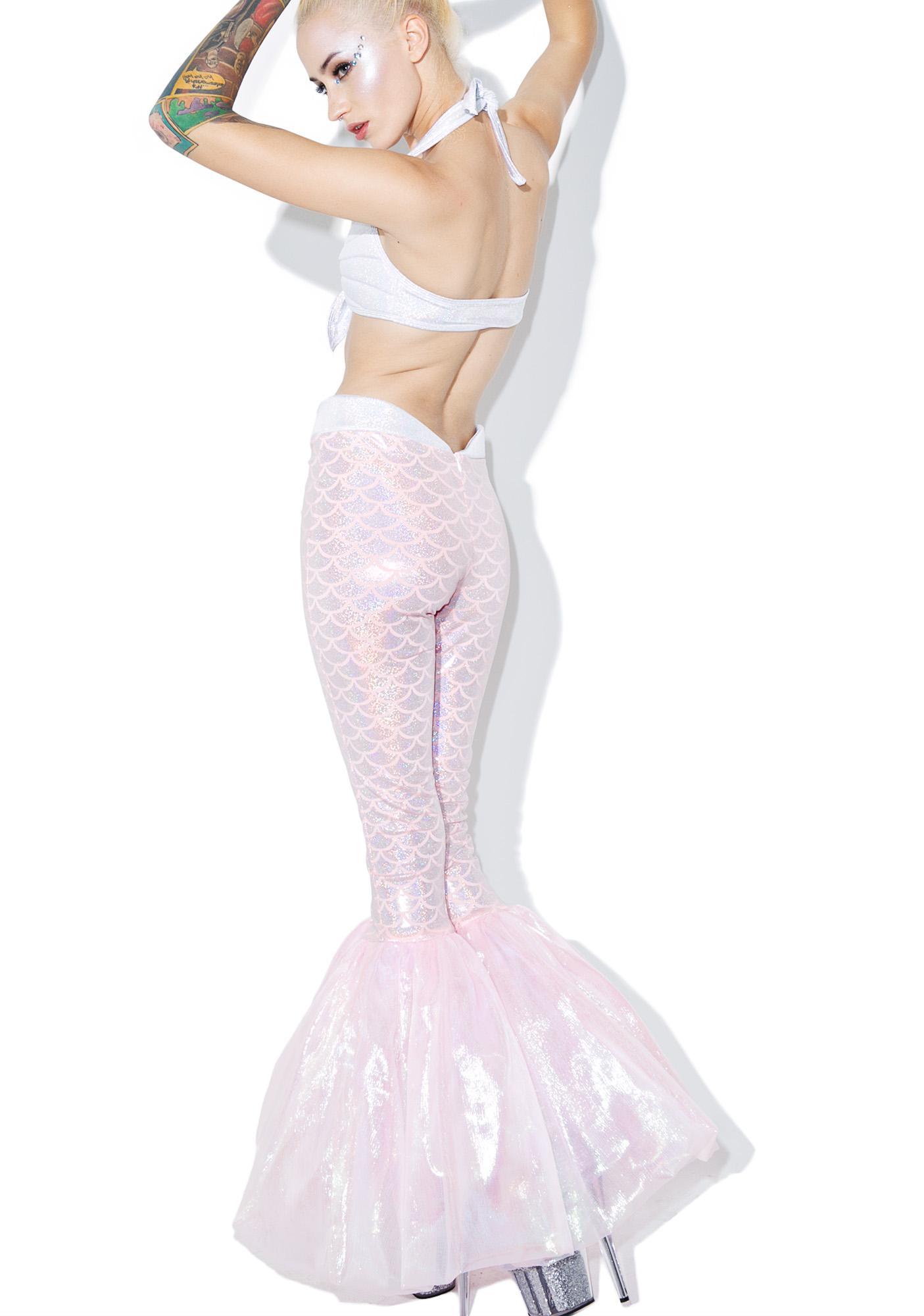 Secret Siren Of Da Ocean Costume