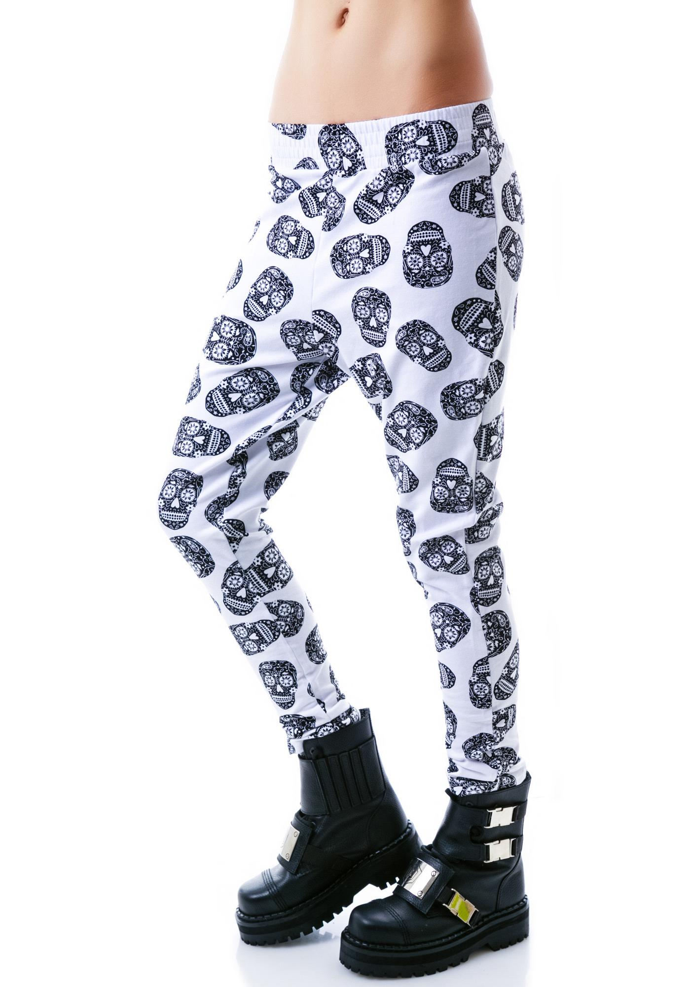 Hi! Expectation Calavera Sweatpant